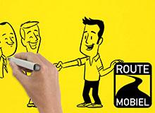 Route Mobiel 10 Jaar